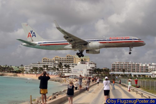 <American Airlines / Boeing 757-200