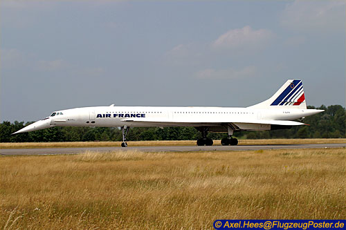 <Air France / Concorde