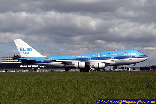 <KLM asia / Boeing 747-400