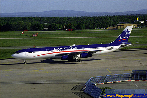 <LanChile / Airbus A340-300