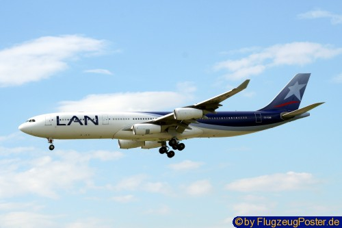 <LAN Airlines / Airbus A340-300