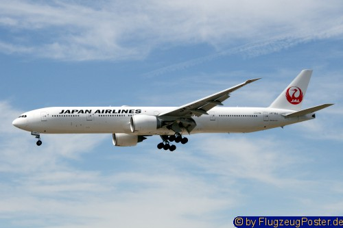 <JAL Japan Airlines / Boeing 777-300