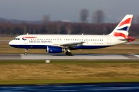 British Airways / Airbus A320-200