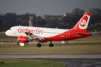 Air Berlin / Airbus A319-100