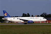 Egypt Air / Airbus A320-200