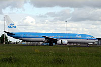 KLM Royal Dutch Airlines / Boeing 737-800