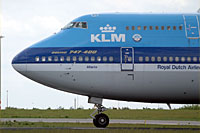KLM Royal Dutch Airlines / Boeing 747-400