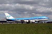 KLM asia / Boeing 747-400