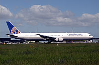 Continental Airlines / Boeing 767-400