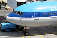 KLM Royal Dutch Airlines / Boeing 767-300