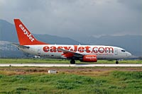 EasyJet Airline / Boeing 737-700