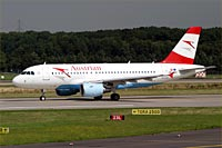 Austrian Airlines / Airbus A319-100
