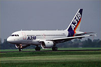 Airbus Industries / Airbus A318-100