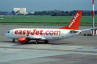 EasyJet Airline / Boeing 737-300