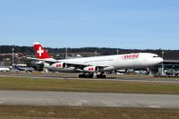 SWISS / Airbus A340-300