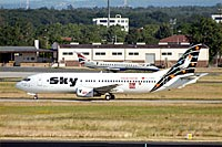Sky Airlines / Boeing 737-400