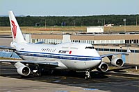 Air China / Boeing 747-400