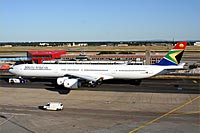 SAA South African Airways / Airbus A340-600