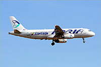 Adria Airways / Airbus A320-200