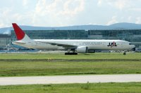 JAL Japan Airlines / Boeing 777-300