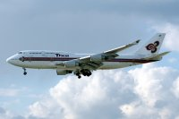 Thai Airways International / Boeing 747-400