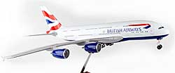 British Airways - Airbus A380-800 - 1:100 - PremiumModell