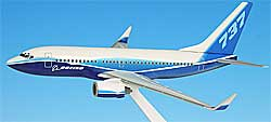 Boeing - House Color - Boeing 737-700 - 1:200