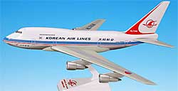 Korean Air - Boeing 747-SP - 1:200